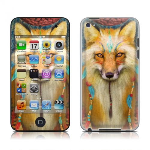 Wise Fox iPod touch 4th Gen Skin