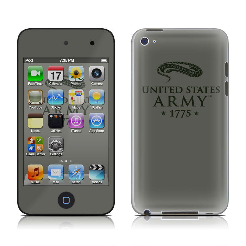 1775 iPod touch 4th Gen Skin