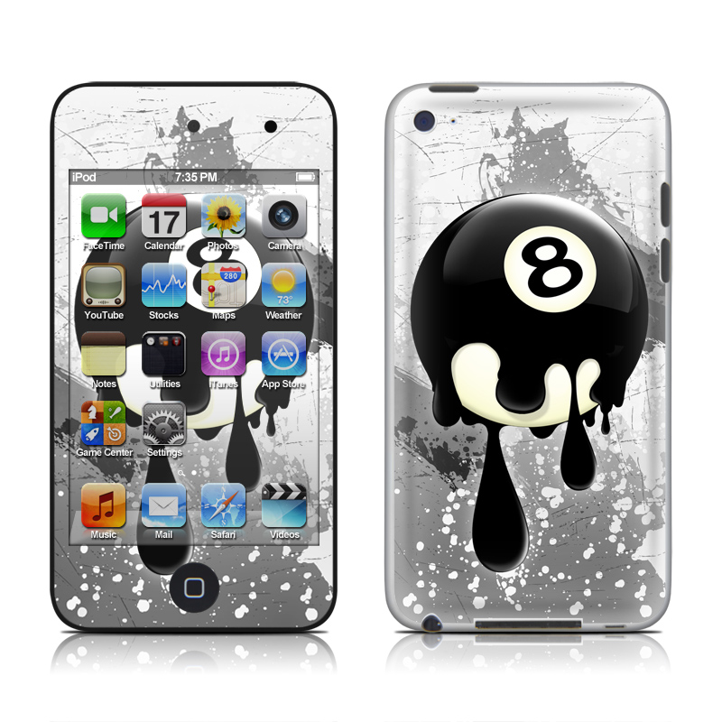 8Ball iPod touch 4th Gen Skin