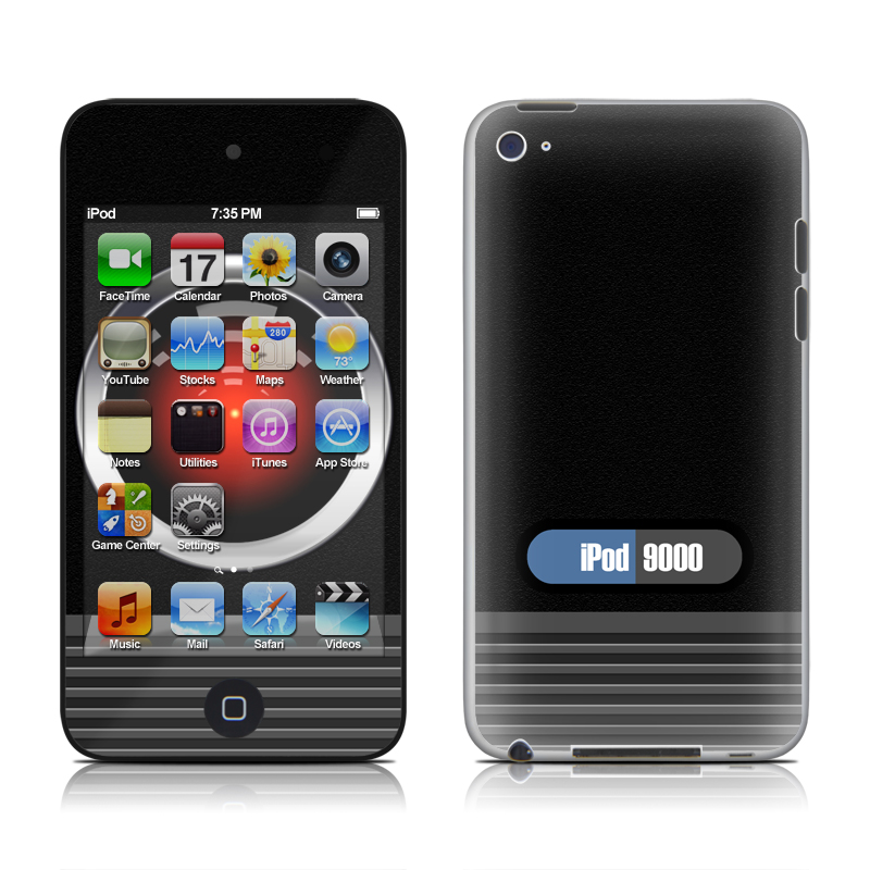 9000 iPod touch 4th Gen Skin