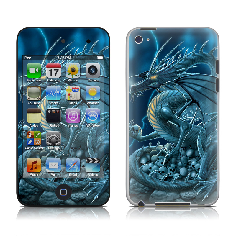 Abolisher iPod touch 4th Gen Skin