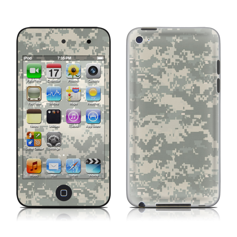 ACU Camo iPod touch 4th Gen Skin