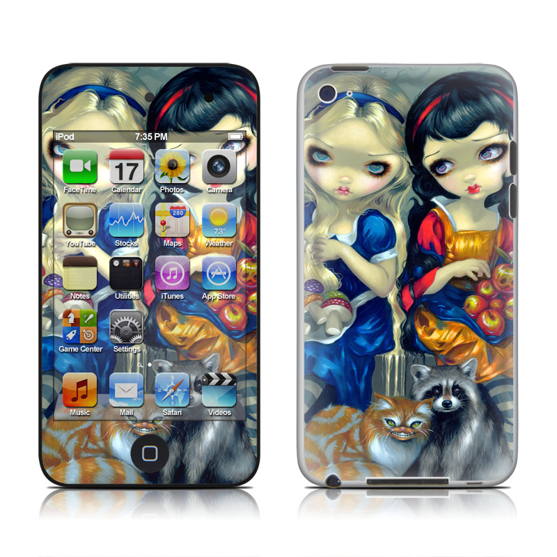 Alice & Snow White iPod touch 4th Gen Skin