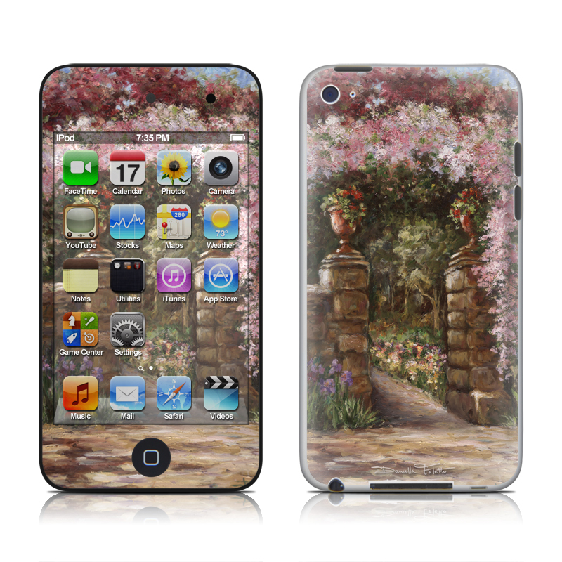 Gate At Alta Villa iPod touch 4th Gen Skin