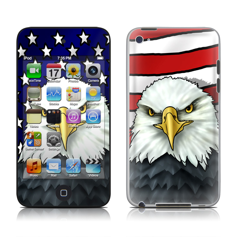 American Eagle iPod touch 4th Gen Skin