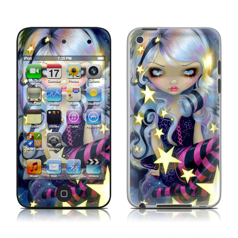 Angel Starlight iPod touch 4th Gen Skin