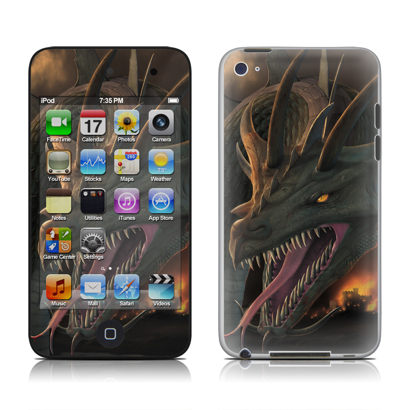 Annihilator iPod touch 4th Gen Skin