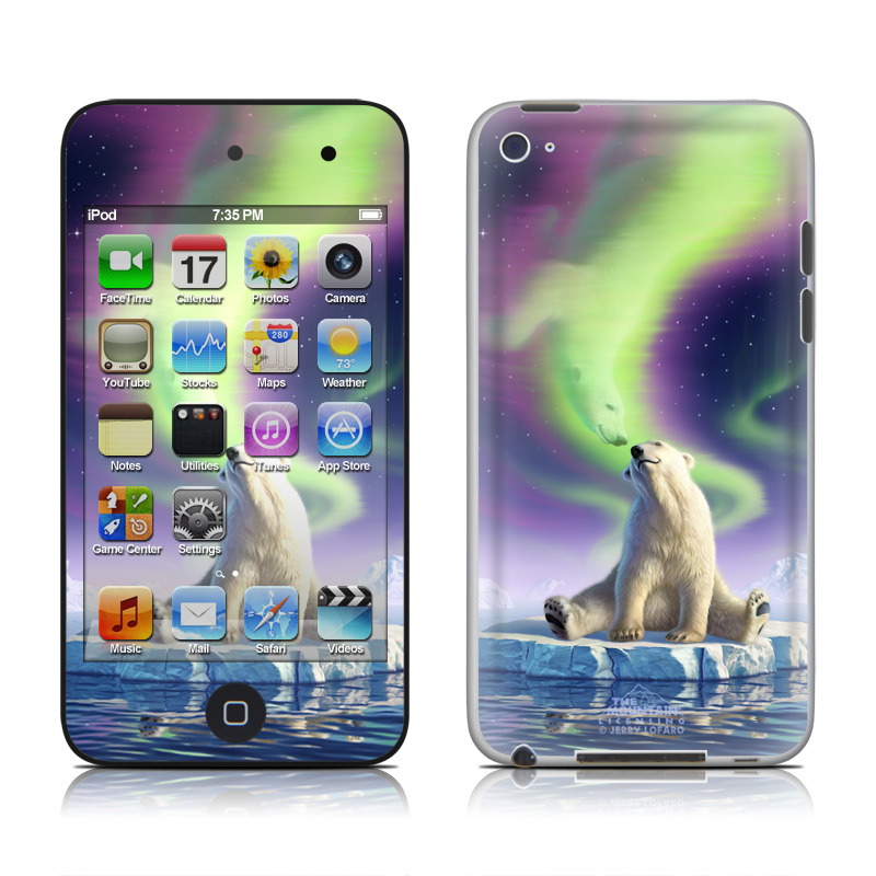 Arctic Kiss iPod touch 4th Gen Skin