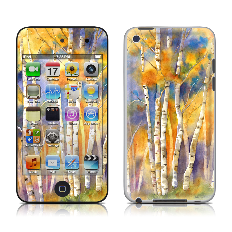 Aspens iPod touch 4th Gen Skin