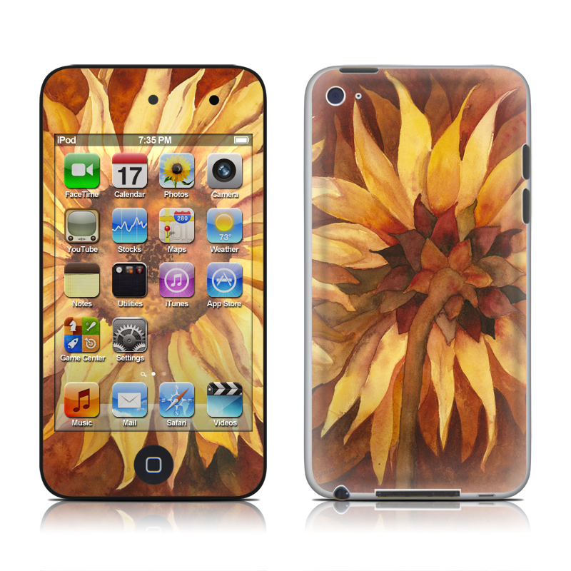 Autumn Beauty iPod touch 4th Gen Skin