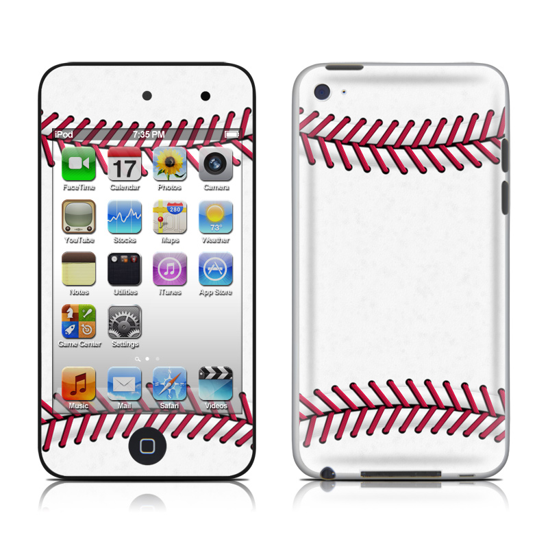 Baseball iPod touch 4th Gen Skin