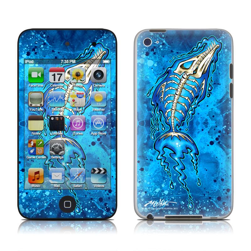 Barracuda Bones iPod touch 4th Gen Skin