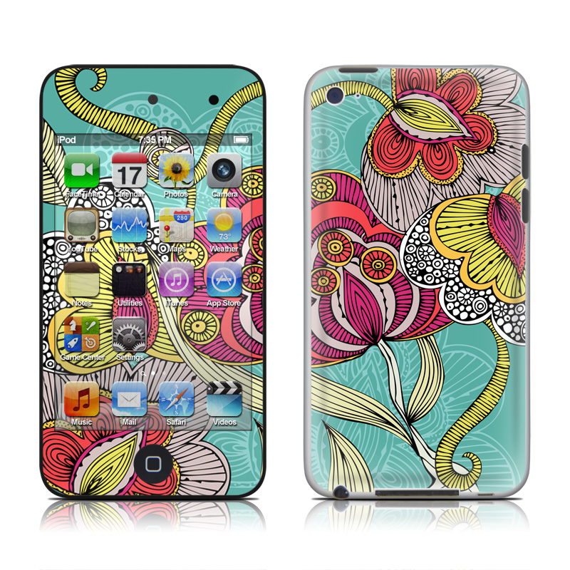 Beatriz iPod touch 4th Gen Skin