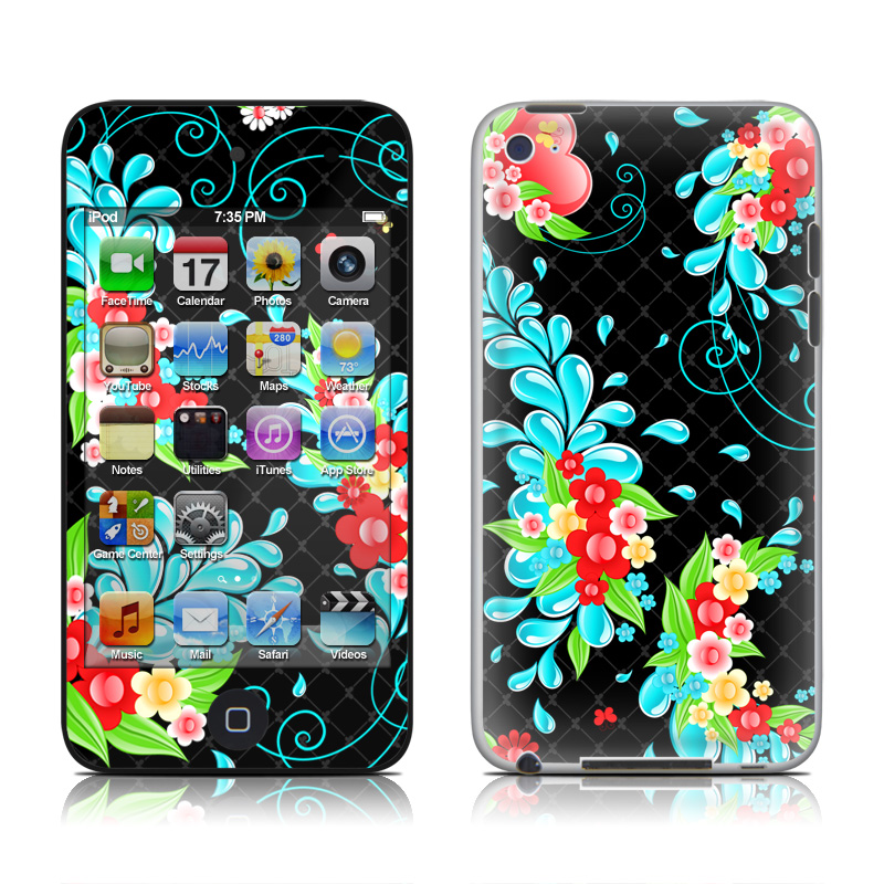 Betty iPod touch 4th Gen Skin