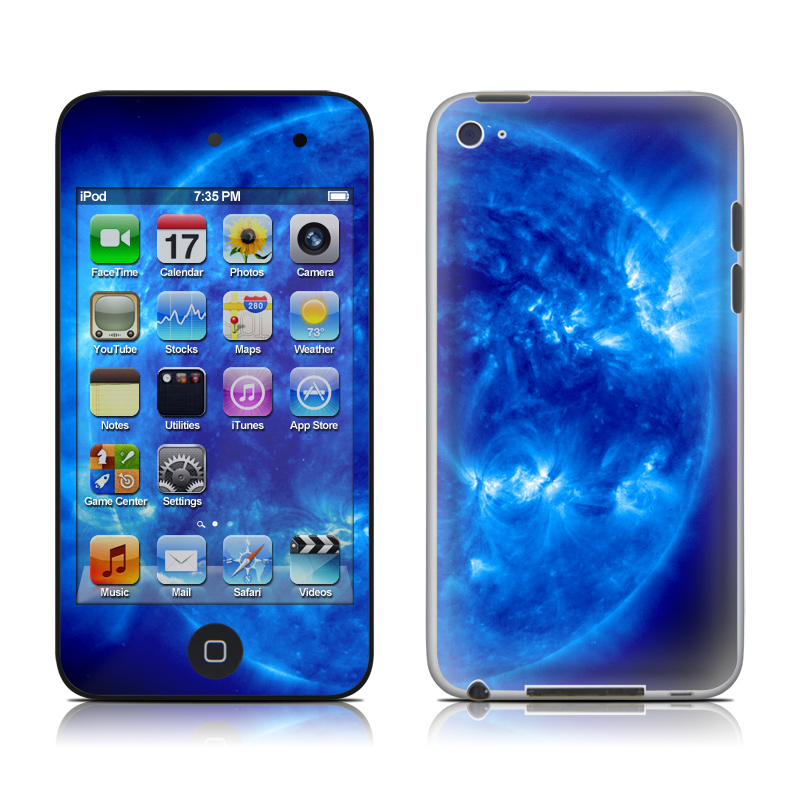Blue Giant iPod touch 4th Gen Skin