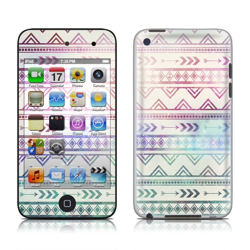 Bohemian iPod touch 4th Gen Skin