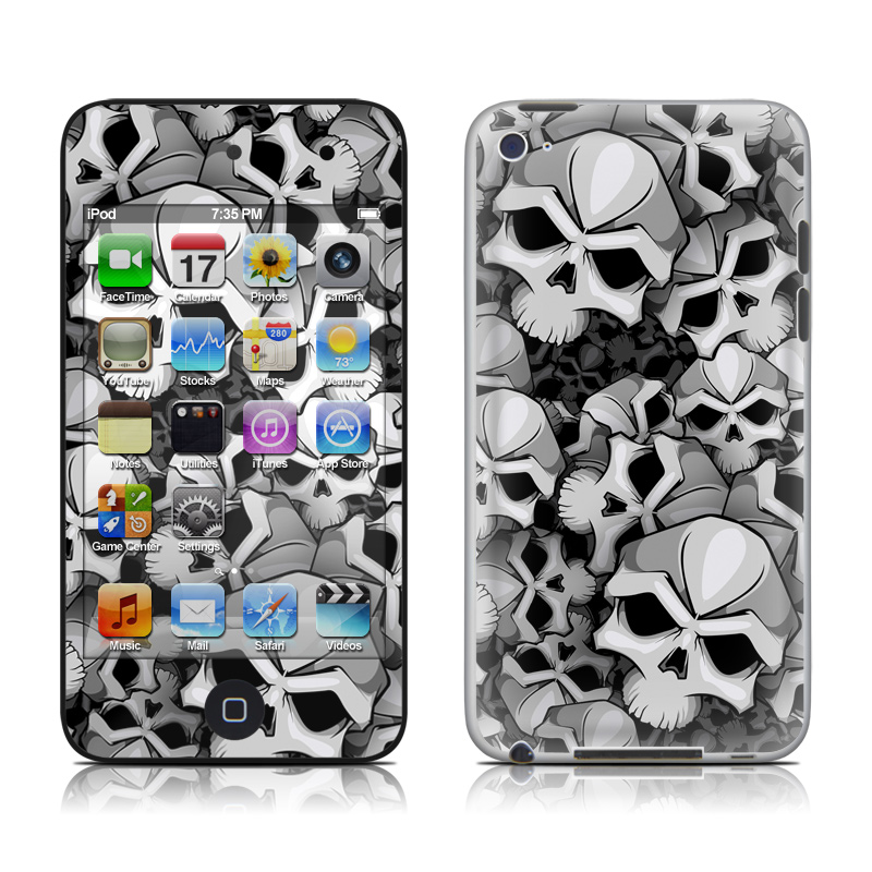 Bones iPod touch 4th Gen Skin