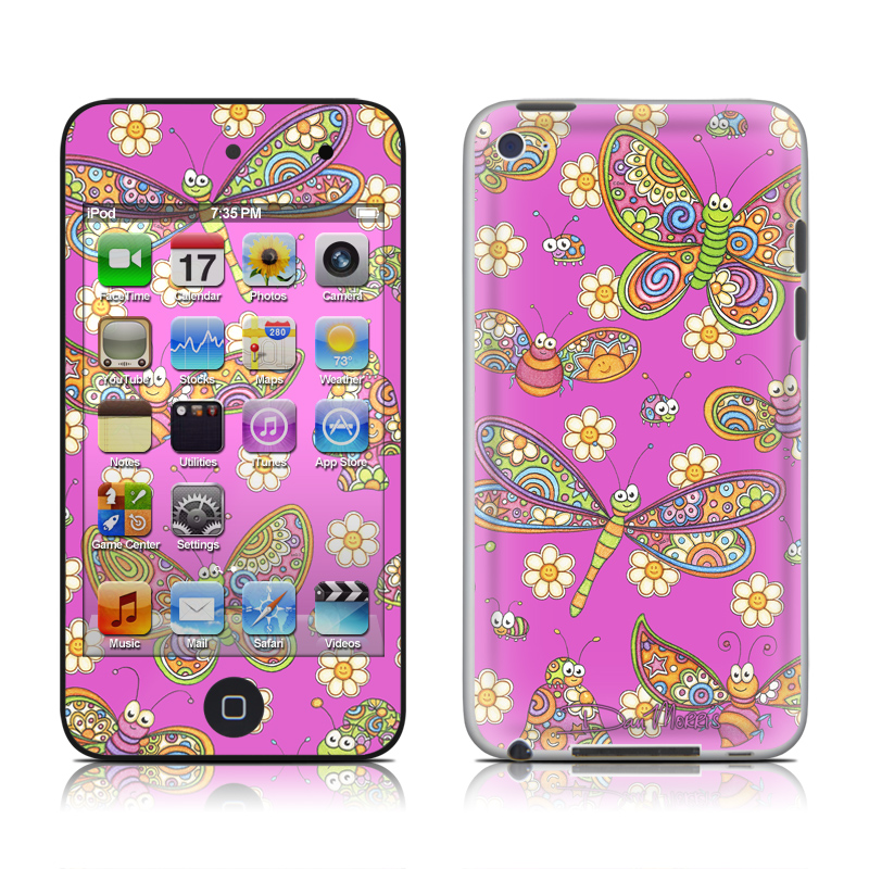 Buggy Sunbrights iPod touch 4th Gen Skin