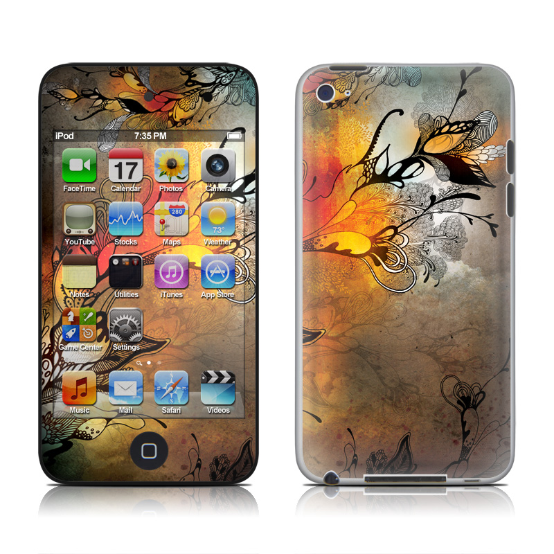 Before The Storm iPod touch 4th Gen Skin