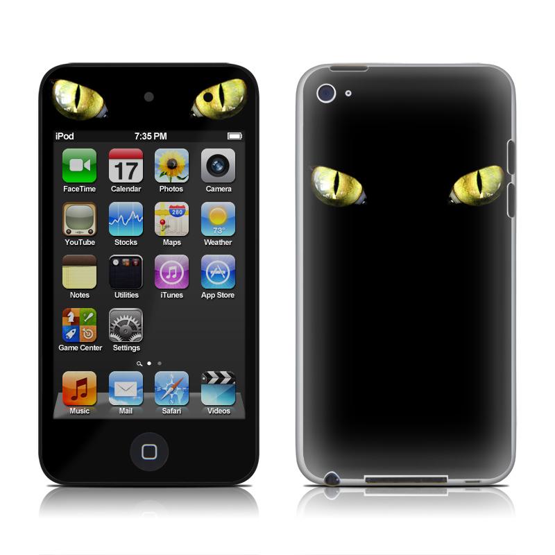 Cat Eyes iPod touch 4th Gen Skin