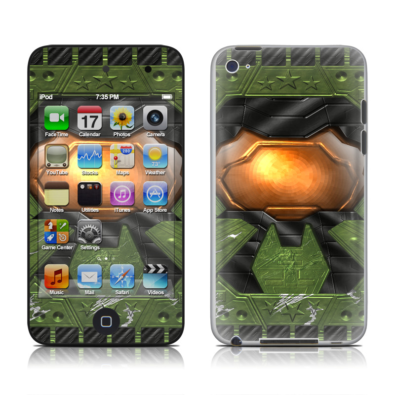 Hail To The Chief iPod touch 4th Gen Skin