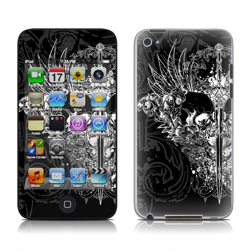 Darkside iPod touch 4th Gen Skin