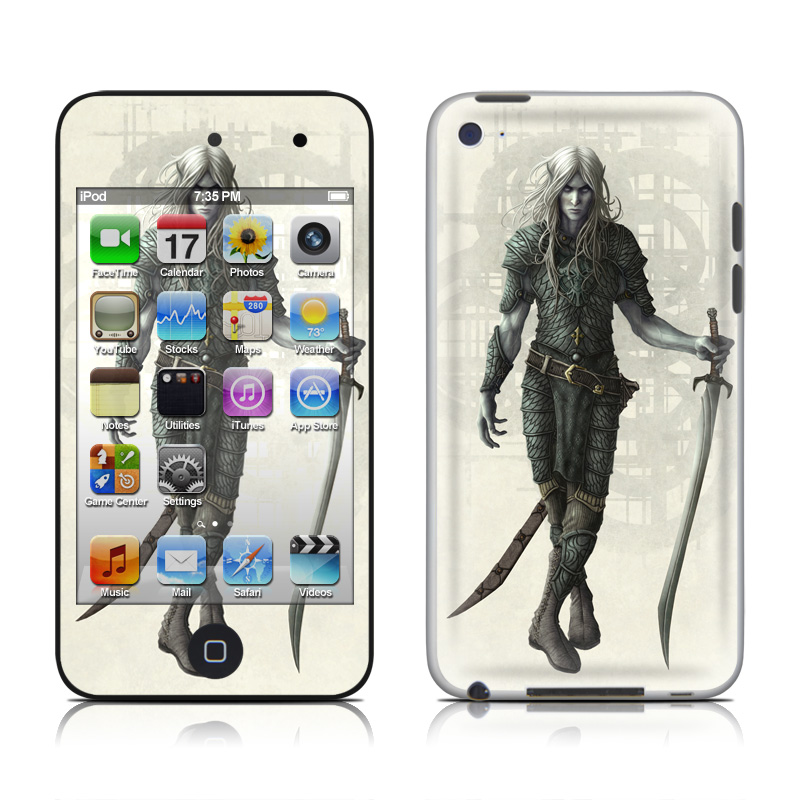 Dark Elf iPod touch 4th Gen Skin