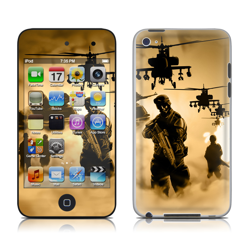 Desert Ops iPod touch 4th Gen Skin