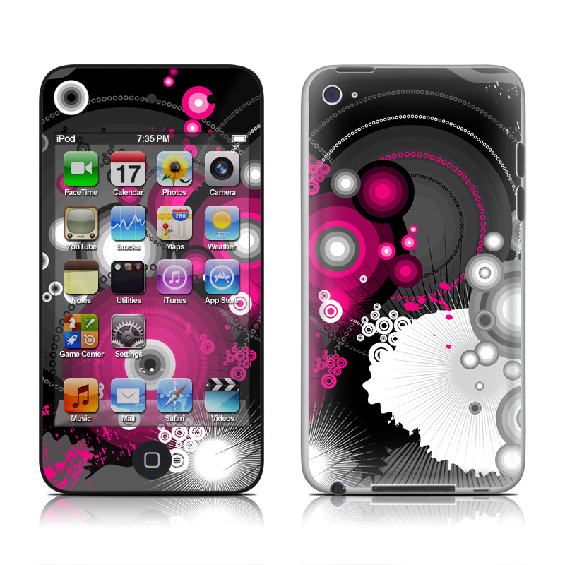 Drama iPod touch 4th Gen Skin
