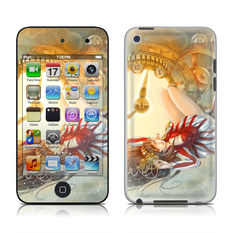 Dreamtime iPod touch 4th Gen Skin