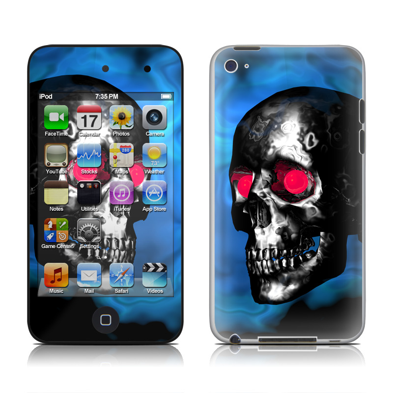Demon Skull iPod touch 4th Gen Skin