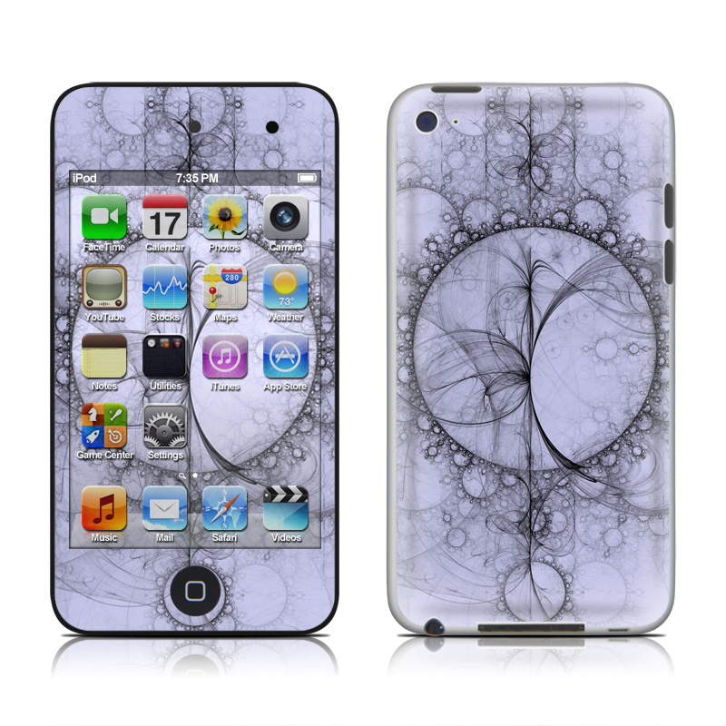 Effervescence iPod touch 4th Gen Skin