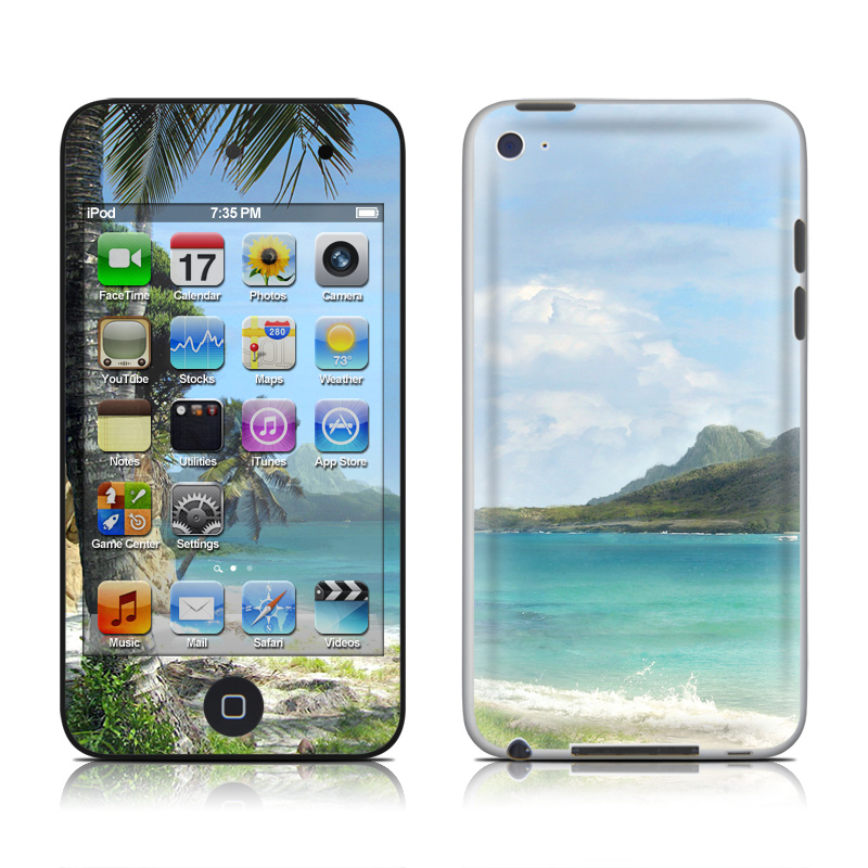 El Paradiso iPod touch 4th Gen Skin