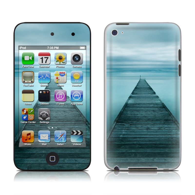 Evening Stillness iPod touch 4th Gen Skin