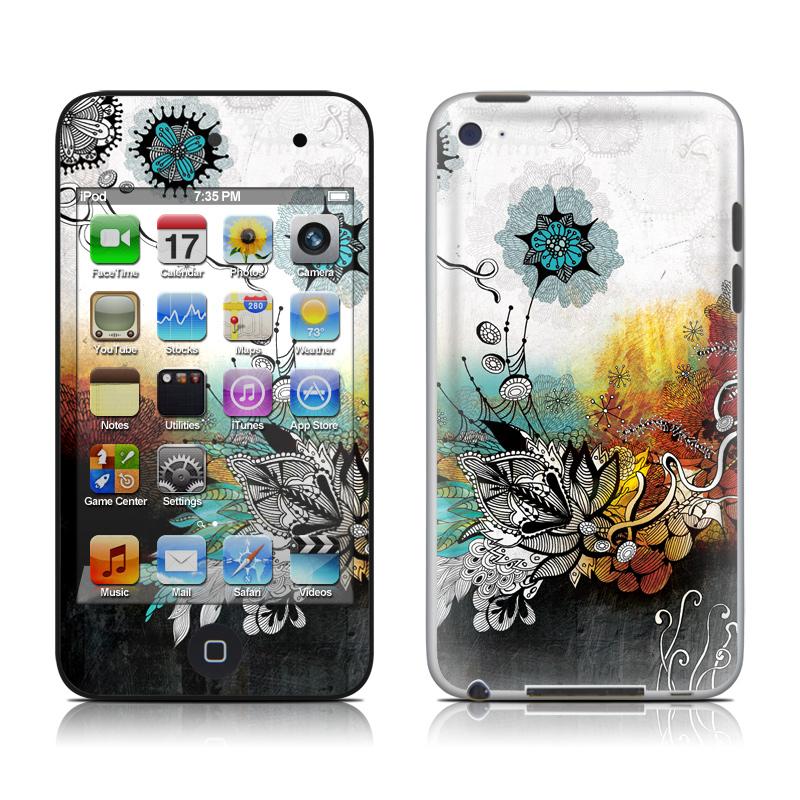 Frozen Dreams iPod touch 4th Gen Skin