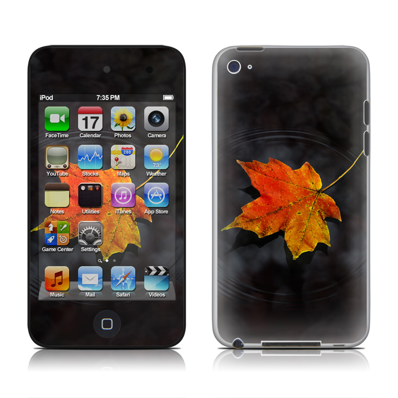 Haiku iPod touch 4th Gen Skin