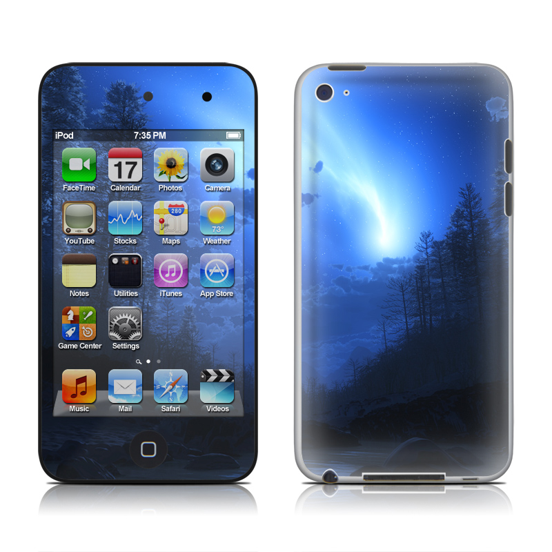 Harbinger iPod touch 4th Gen Skin