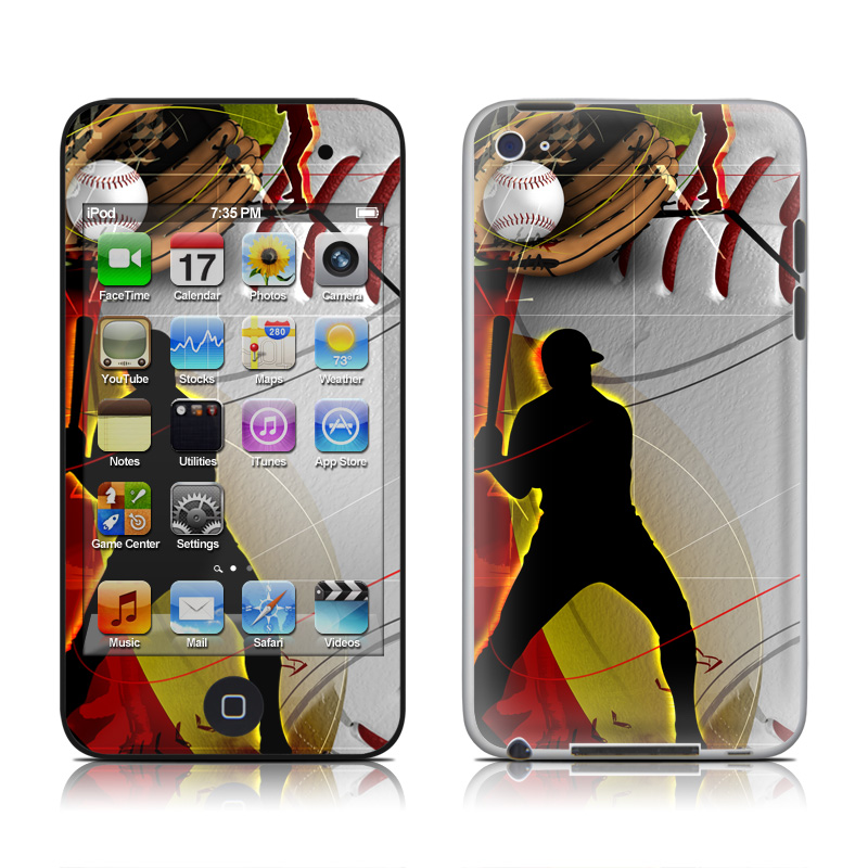 Home Run iPod touch 4th Gen Skin
