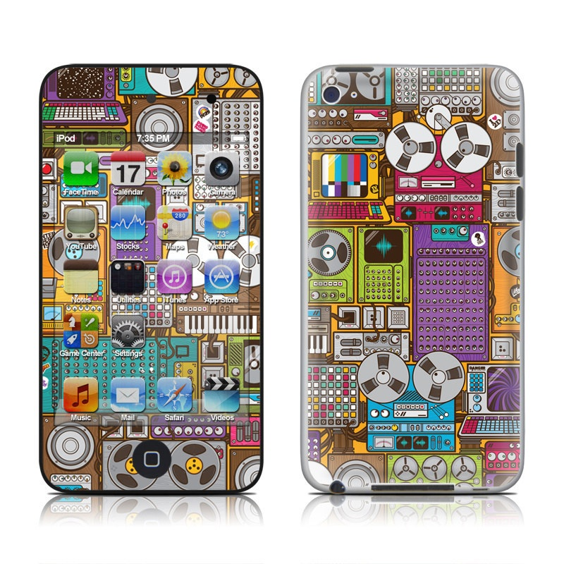 In My Pocket iPod touch 4th Gen Skin