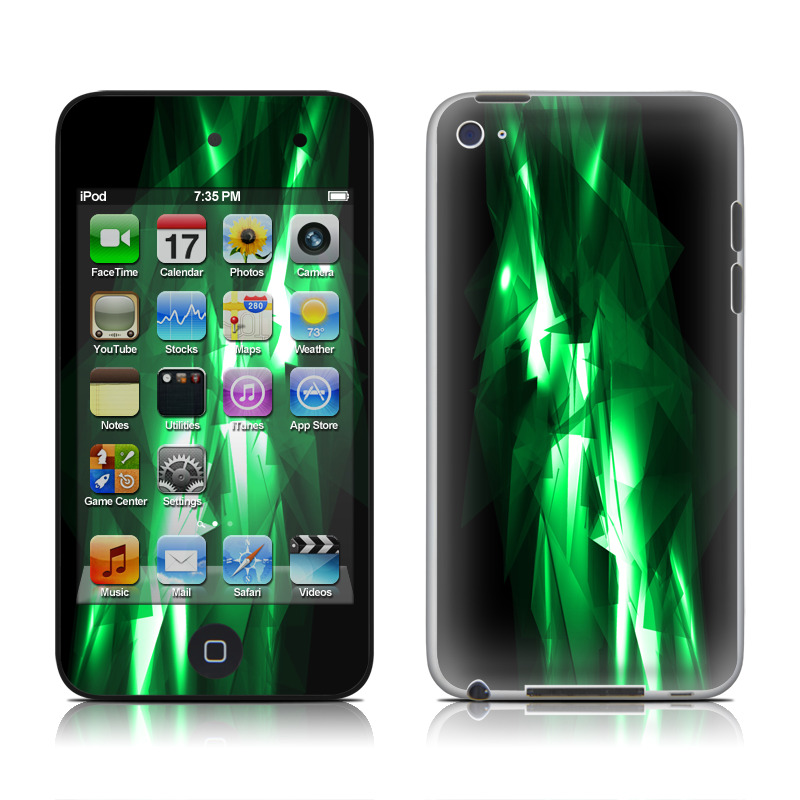 Kryptonite iPod touch 4th Gen Skin