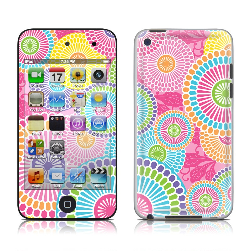 Kyoto Springtime iPod touch 4th Gen Skin