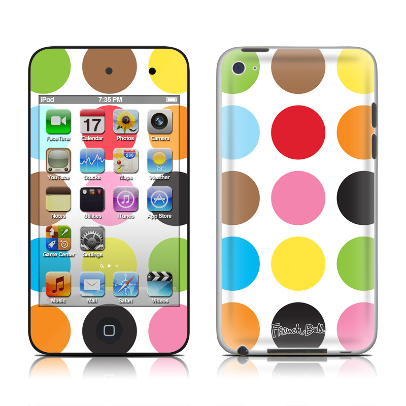 Multidot iPod touch 4th Gen Skin