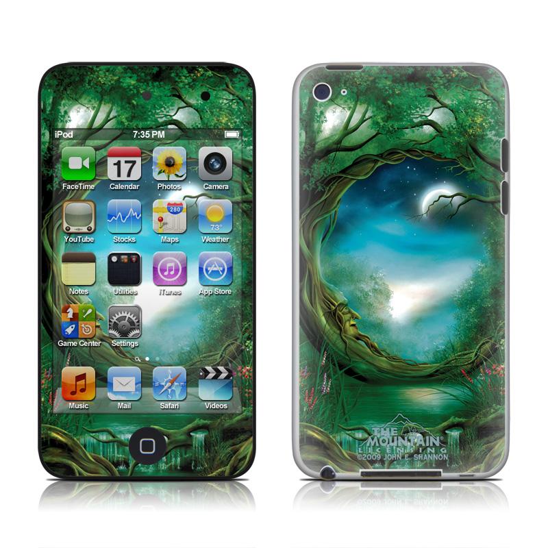 Moon Tree iPod touch 4th Gen Skin