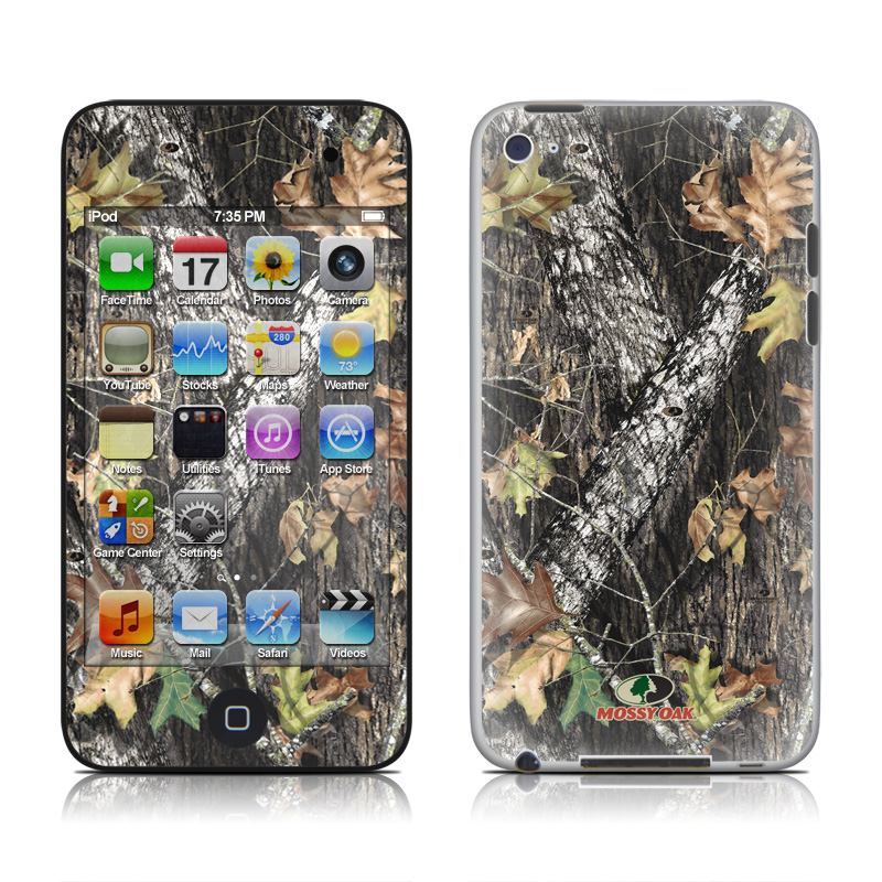 Break-Up iPod touch 4th Gen Skin