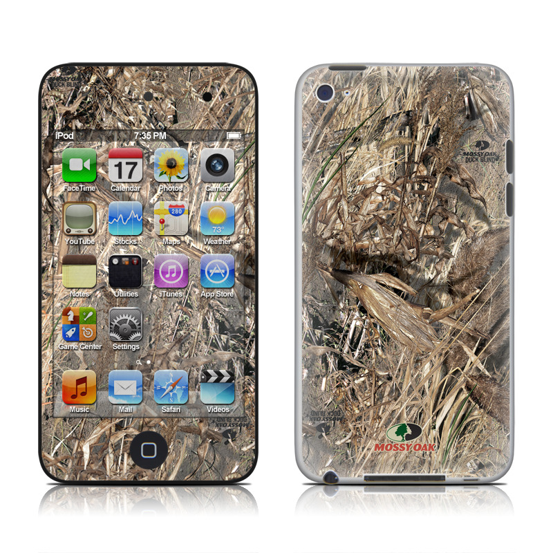 Duck Blind iPod touch 4th Gen Skin