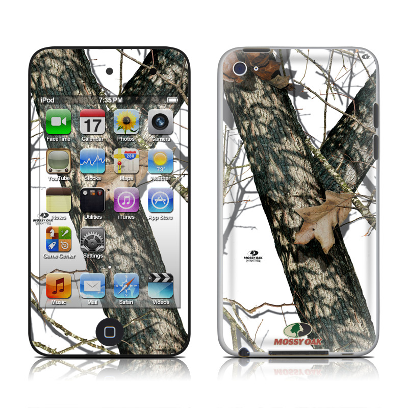 Winter iPod touch 4th Gen Skin