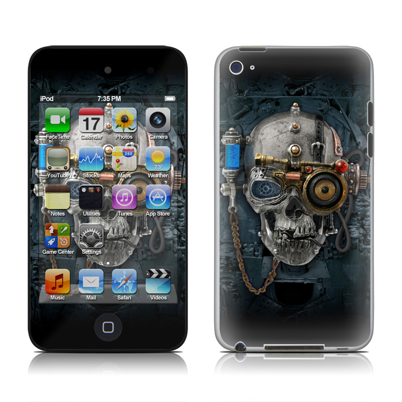 Necronaut iPod touch 4th Gen Skin