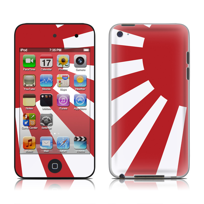 Nisshoki iPod touch 4th Gen Skin