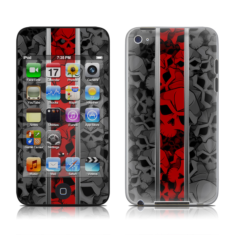 Nunzio iPod touch 4th Gen Skin
