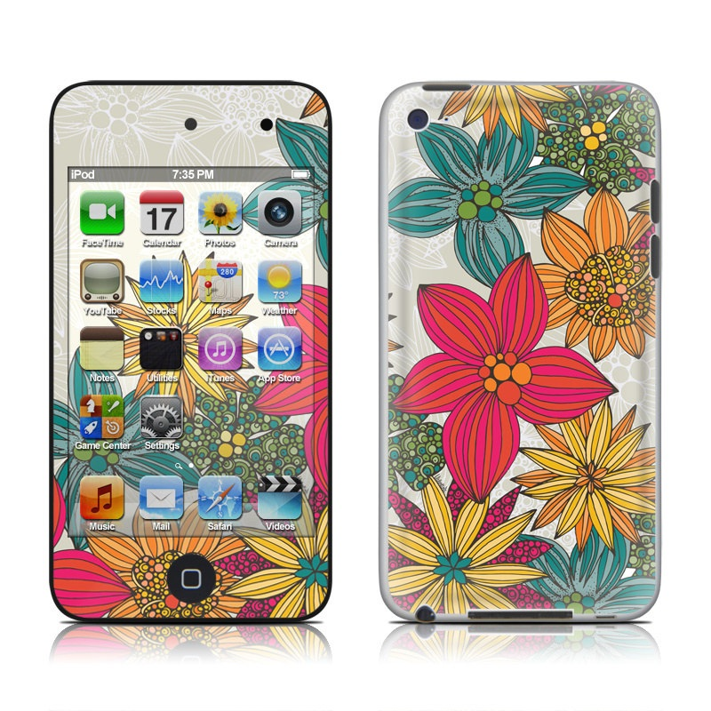 Phoebe iPod touch 4th Gen Skin
